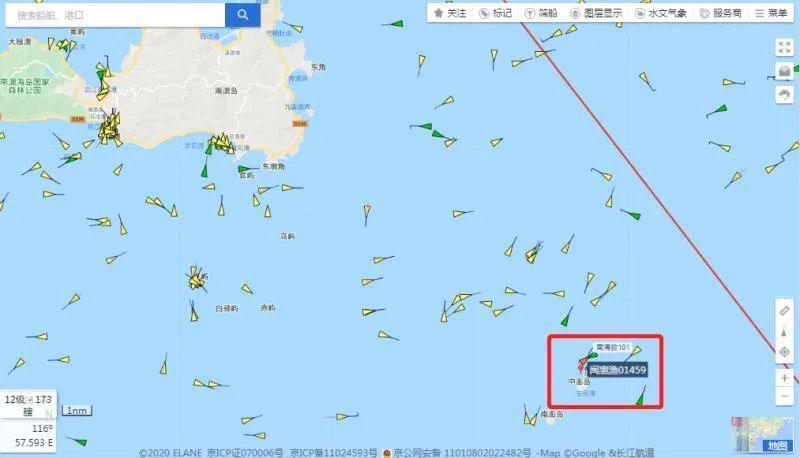 泉州惠安籍渔船在汕头海域触礁 4人遇难4人失联