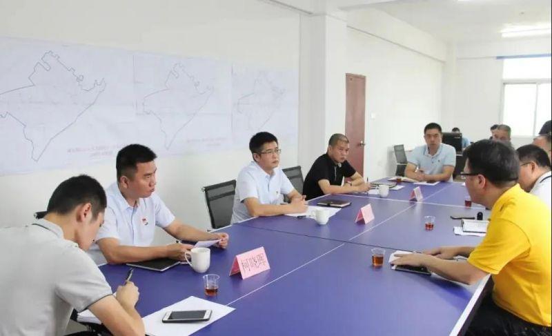丰泽城东南滨江片区改造项目前期工作加快推进