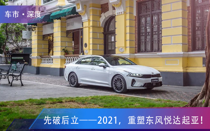 先破后立——2021,重塑东风悦达起亚!