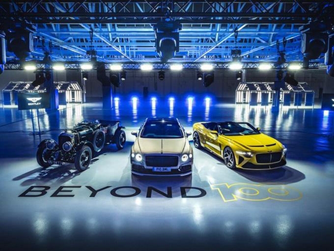 宾利将彻底停产汽油车-变身纯电品牌 抓紧买V8