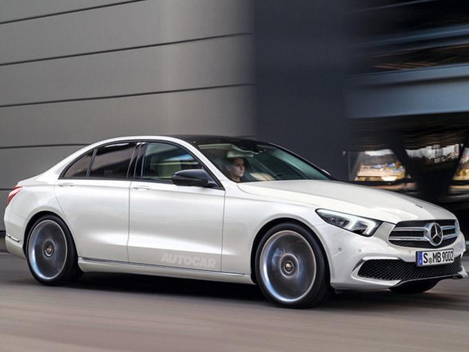 奔驰2021年将推3款国产车型 全新一代C级领衔