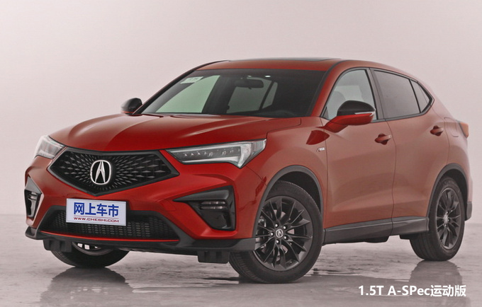 讴歌新款CDX将亮相广州车展 配运动套件颜值更高