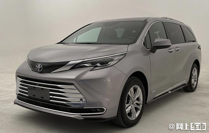 广汽丰田赛那13天后开启预售  或28万起 10月27日上