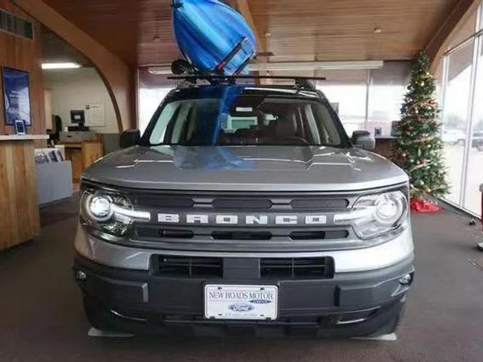 福特全新SUV到店实拍搭2.0T/动力超日产奇骏-图1