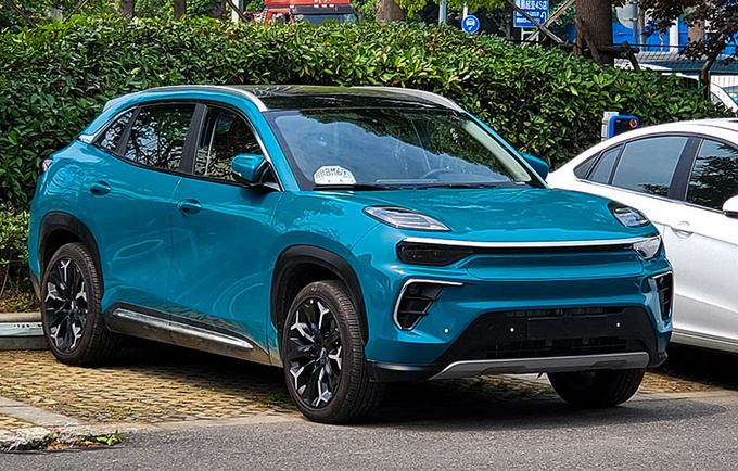 这台新能源SUV神似卡宴 预计15万起/今年就能买