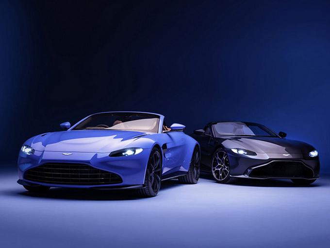 两年10款新车 阿斯顿·马丁DBX衍生车型年内亮相
