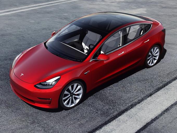 特斯拉Model 3售价20万以内!与丐版凯美瑞同价位