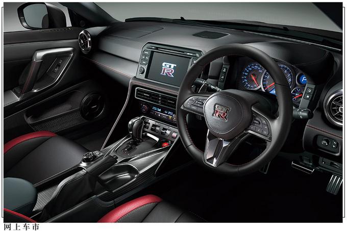 日产新款GT-R来了搭3.8T引擎/特别版限量100台-图4