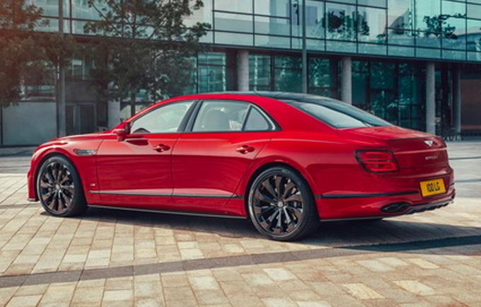 宾利飞驰V8正式上市 售价251.8万元 搭4.0T发动机-图2
