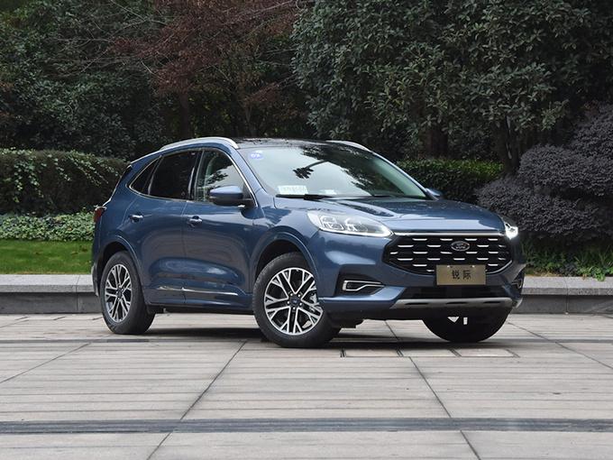 福特锐际2.0T两驱版车型上市!售17.98万元起