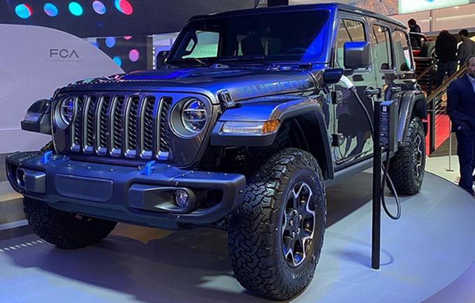 Jeep牧马人插电混动版年内开售 搭2.0T动力更强-图1