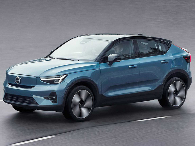 沃尔沃全新SUV将国产!溜背式轿跑造型/搭双电机