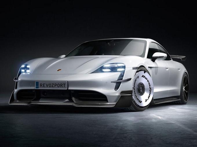 保时捷Taycan推出改装套件!配911 GT3同款大尾翼