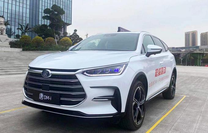 比亚迪唐DM-i 4月上海车展上市 续航/油耗领先同级