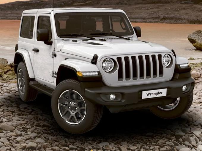 Jeep牧马人新车型售价曝光!搭2.0T/配置升级