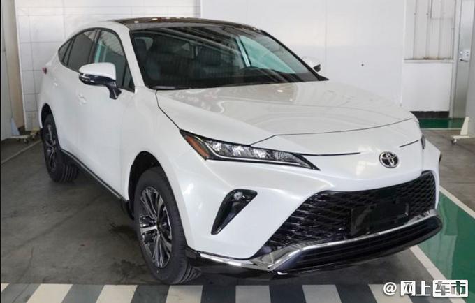 广汽丰田全新SUV首曝! 比威兰达尺寸大 造型更运