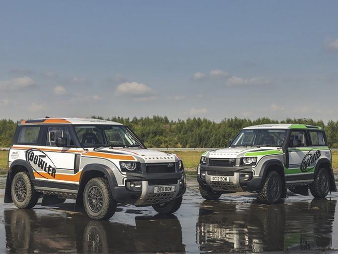 路虎推出全新车型!越野性能提升/安全配置升级