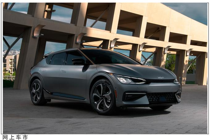 起亚全新SUV假想图曝光贯穿式尾灯/尺寸媲美狮跑-图5