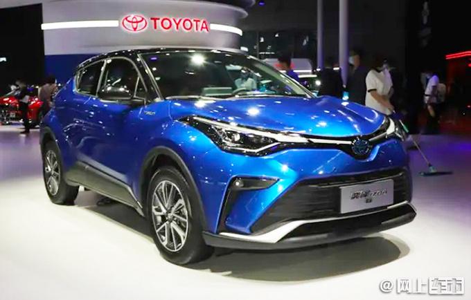 一汽丰田新款奕泽上市 14.58-18.98万 增混动油耗低