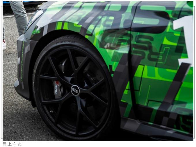 奥迪全新RS 3实车曝光搭2.5T引擎/年内亮相-图4