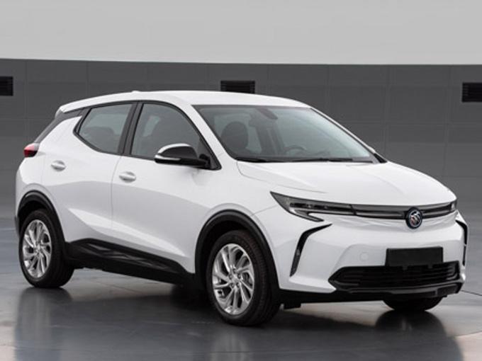 别克全新纯电动SUV VELITE7曝光 有望4月份发布-图1