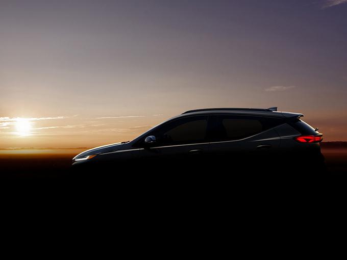 雪佛兰全新电动车2月发布!搭CT6同款超级巡航系