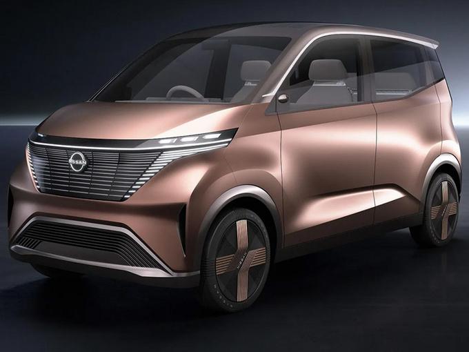 日产和三菱合作开发新款电动车 最快明年发布
