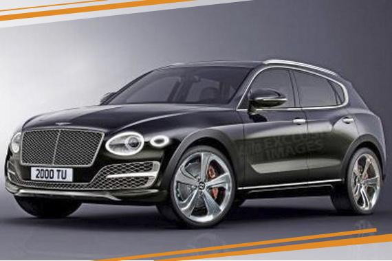 宾利将推出中型SUV 与奥迪Q5共平台 预计售价150万