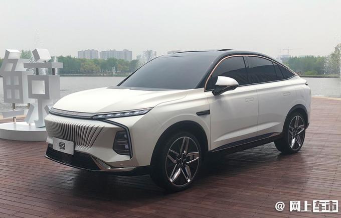 """荣威版""""宝马X6""""最快9月上市 尺寸超吉利星越"""