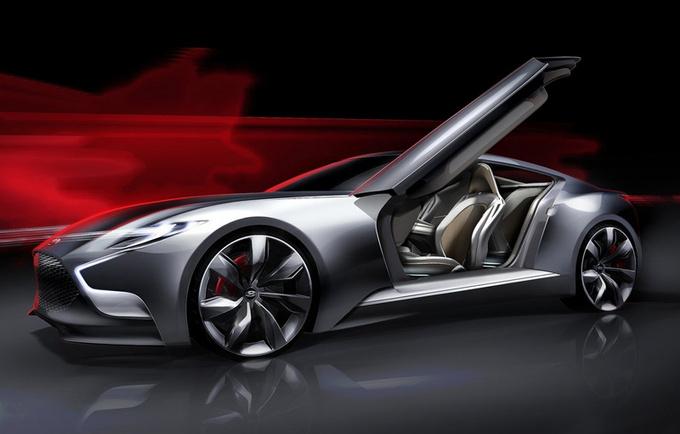 现代将推酷派继任车型 双门造型/3.3T+8AT+后驱