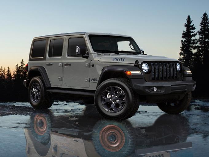 Jeep牧马人新车型售价曝光!下月开售/配置大涨