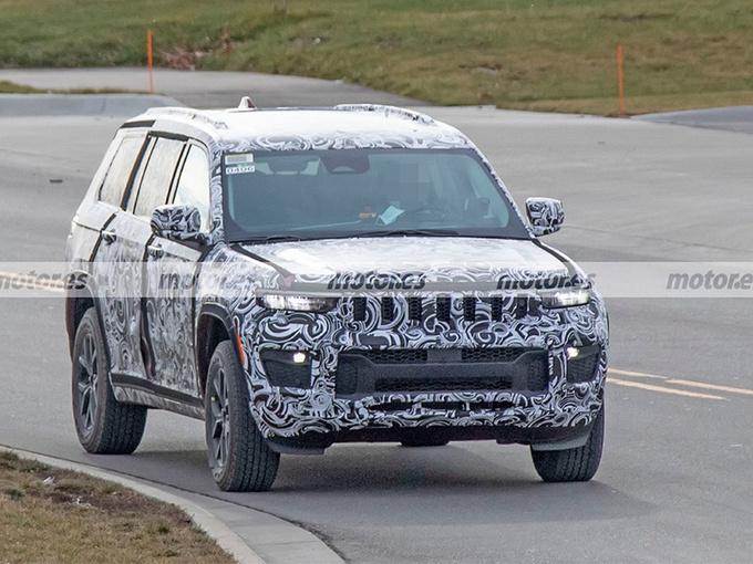Jeep全新大切诺基推7座车型!搭V6引擎/将推混动版