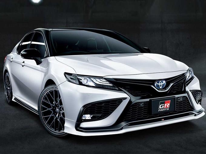 丰田凯美瑞新车型!升级运动套件/搭2.5L混动引擎