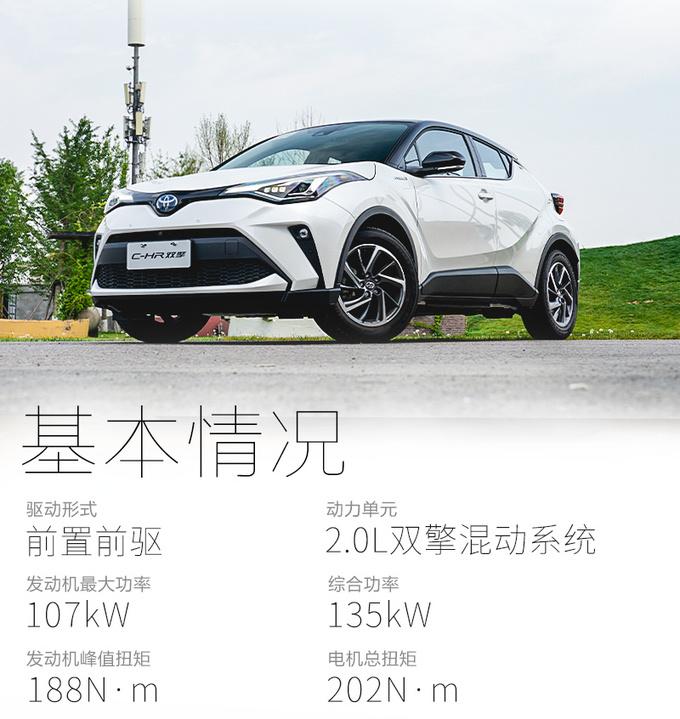 换芯升级注入青春活力 试驾广汽丰田C-HR双擎版-图6