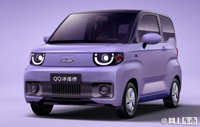 奇瑞iCar最新规划曝光! 年产10万辆-将推纯电动轿