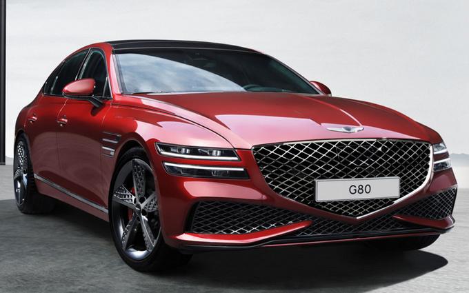 捷尼赛思新G80发布!性价比超宝马5系/增运动车型