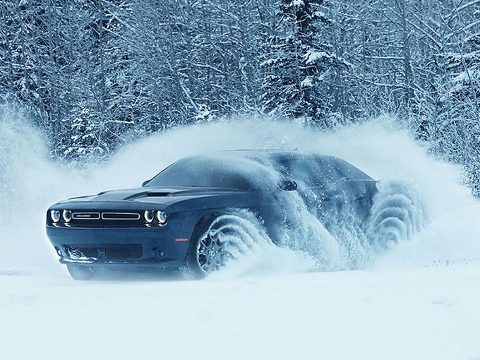 道奇热门车型升级!搭3.5L V6引擎/配全新造型轮毂