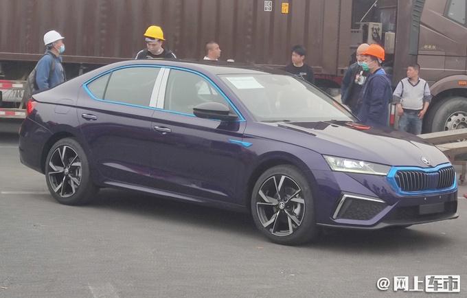 2021上海车展前瞻:更运动 斯柯达新明锐A8抢先看