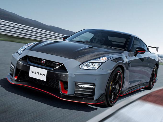 日产全新GT-R即将停产!继任者明年发布/动力升级