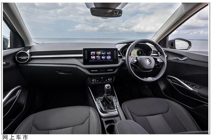 斯柯达全新晶锐海外上市提供四种车型/起价13万-图4