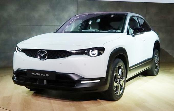 马自达全新SUV配置曝光 基于CX-30打造/预计16万起