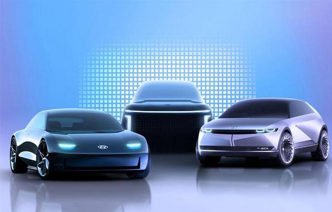 现代全新纯电动品牌 4月国内发布 SUV最快年底上