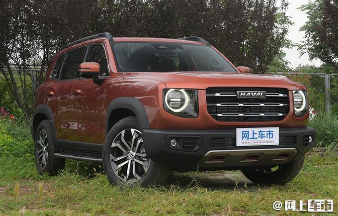哈弗大狗2.0T增两款车型 预售14.59万起 8天后上市
