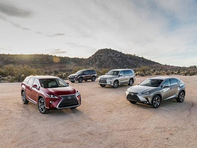 雷克萨斯将推全新8座SUV L2级辅助驾驶/2023年亮相