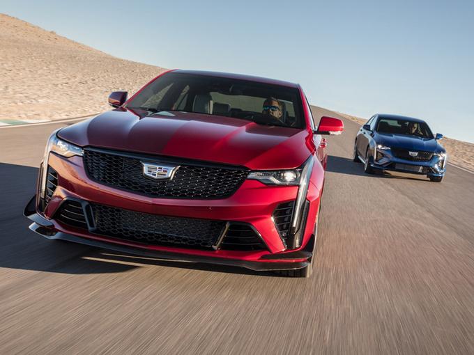 凯迪拉克两款新车售价公布!入门搭3.6T/年内交付