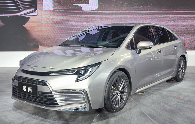 广汽丰田2020年销量增12% 威兰达助推SUV大涨47%