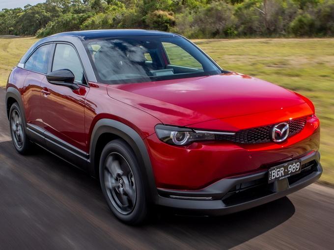 马自达新款SUV开售!配劳斯莱斯对开门/搭2.0L引擎