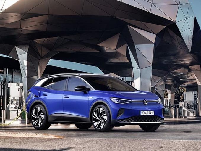 大众全新SUV正式发布!尺寸媲美Model Y/年内开售