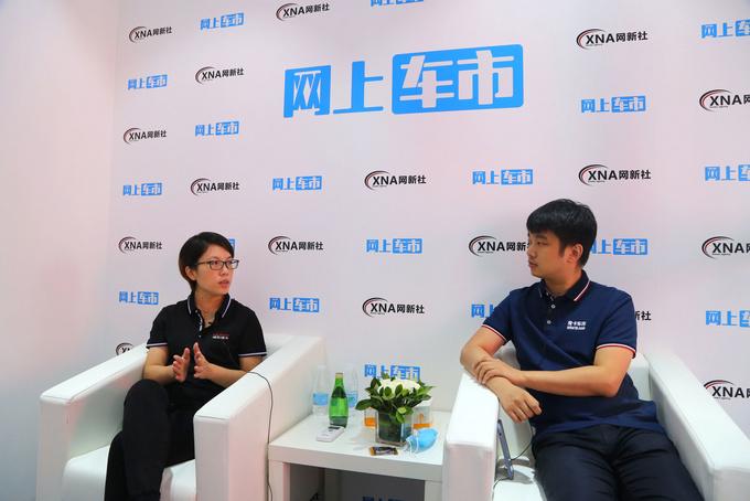 专访张微微:大将军不是福田高端皮卡的开端,