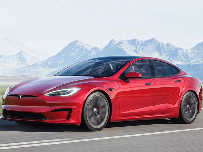 特斯拉Model S Plaid涨价1万美元 今年第七次涨价-图1